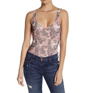 NWT (2) Sm / Med INTIMATELY FREE PEOPLE  Bodysuits